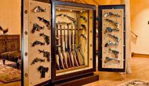 Хранение холодного и огнестрельного оружия в Казахстане